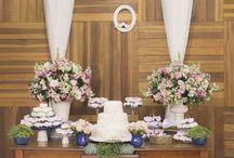 Meu casamento Boho Chic