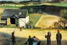 John Philip Falter Pintor norte americano (1910-1982)