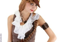 SteampunkCostumes & Costume Accessories / Get ready for the Steampunk World Fair by dressing in these Steampunk Costumes / by PartyBell.com-Online Costumes and Party Supplies Store