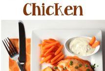 Chicken recipes / by Sue Swenson