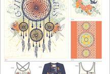 Trends & sketchbook