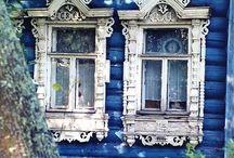 windows / by Cherie Stout Davis