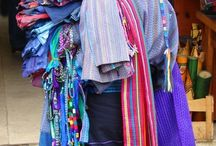 Textiles / Beautiful textiles from around the world!