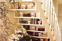 Rangement ds escalier