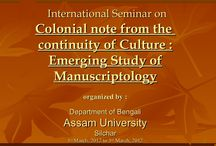Manuscript Heritage / Manuscript Heritage of Barak Valley