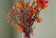 Fall decor / DIY and decor ideas