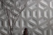 3D wall pannel