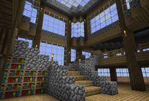 Minecraft házak