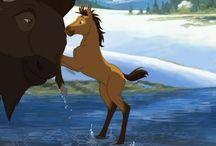 Spirit: stallion of the cimerron