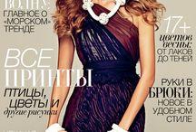 Harper's Bazaar Covers