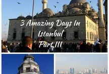 Turkey / Explore Turkey like a champ with these Turkey travel tips and itineraries designed for independent travellers.