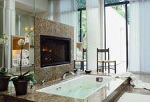 Bathrooms / by Susan Hilliard