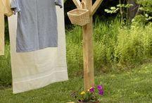 빨랫줄 clothesline