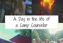 Camp Counsellor tips / A board to share every & any tips, thoughts, photographs on being a camp counsellor in the USA or anywhere else! Please contact me on here or e-mail rebecca@almostginger.com if you would like to join :)
