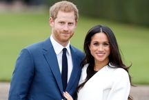 Prince Harry and Meghan Markle / The sweetest photos of the loved-up royals