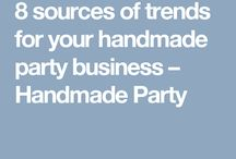 Starting a party business