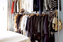 organizing & displaying clothes