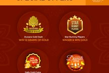 Classic Rummy October 2016 / Find out all the rummy promotions happening at ClassicRummy website.