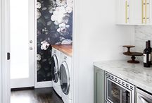 laundry rooms / laundry rooms