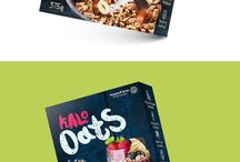 Cereals, Oats and Corn Flakes