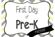 First day of pre-k / by Holli Keenan