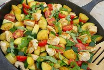 Clean food crush / Healthy eating