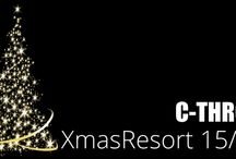 C-THROU XmasResort 2016 / XmasResort Collection 2015   Make This Christmas Unforgettable!  +WHEN THE ART HAS NO LIMIT+  Find it, Buy it,Wear it, Share it!
