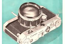 Cameras / by Alecs Peters