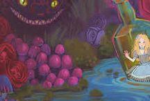Lost in Wonderland / O limite entre ser são e ser louco no País das Maravilhas...