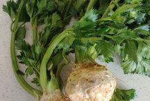 kereviz yapragi çorbası(yalancı işkembe çorbası