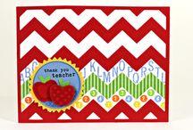 Cards - Teacher/School / by Carollee Washington