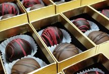 Chocolate & Weddings