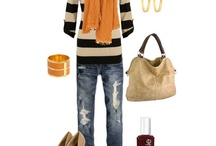 Fall/Winter Fashion - Loving Layers! / by Sarah Michelle