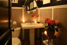 Bathrooms / by Michelle Talbert