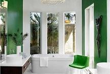Remodeled bathroom / by Jamie Fitzgerald