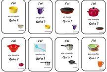 vocabulaire CP
