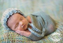 Pueblo Newborn Photographer / Adorable baby photos from Pueblo newborn photographer K.D. Elise Photography.
