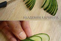 seni buah kreatif