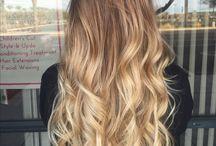 ομπρε μαλλιά