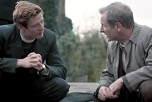 James Norton & Grantchester / Grantchester and its star, James Norton, also seen in War & Peace, Happy Valley