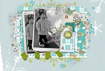 StudioDDSpotlight / Layer Works templates designed by Amy Mallory and used to perfection by DD scrappers! / by Amy Mallory