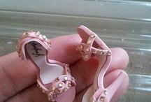 Miniature Shoes/Handbags/Luggage