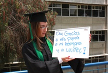 Orgullo UNITEC  / Graduados de la UNITEC