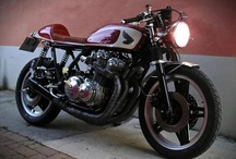 Cafe Racer Inspiration  / Prompts and themes to guide my own build