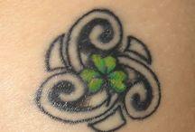 Celtic tattoos, designs and fairies