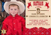 Boy Birthday  Invitations printables / Boy Birthday  Invitations printables