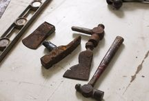 Restored tools / Many discarded tools restored give many more years of good service in the right hands. Contact us if you have a chestful to junk.