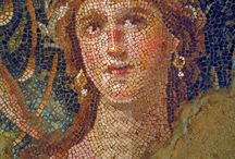 roman and byzantine mosaic