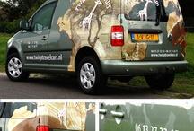 Vehicle Graphic Ideas