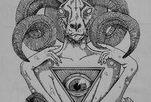 Depictions of Satan